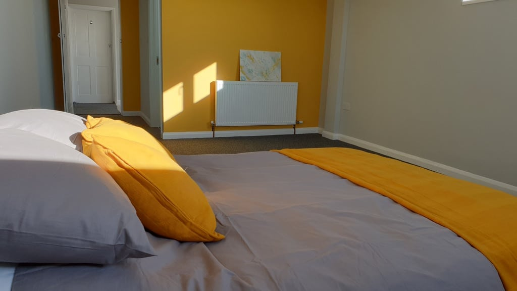 The Circle Supported Living Bed