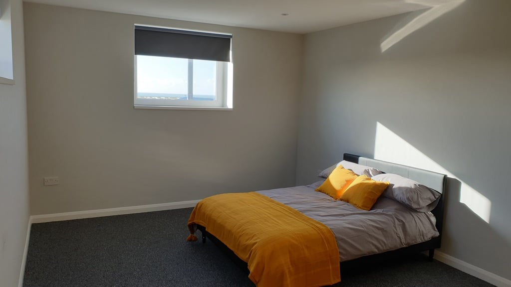 The Circle Supported Living Bedroom
